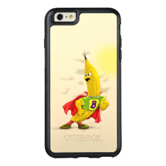 Funda Otterbox Para iPhone 6/6s Plus iPhone EXTRANJERO de M.BANANA Apple más el CS