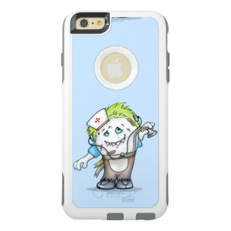 Funda Otterbox Para iPhone 6/6s Plus iPhone EXTRANJERO W del viajero del UFO Apple del