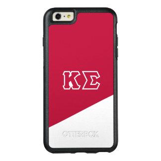 Funda Otterbox Para iPhone 6/6s Plus Letras del Griego de la sigma el | de Kappa