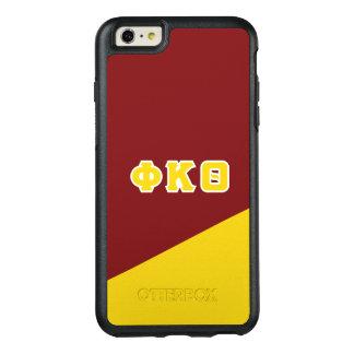 Funda Otterbox Para iPhone 6/6s Plus Letras del Griego de la theta el   de Kappa de la