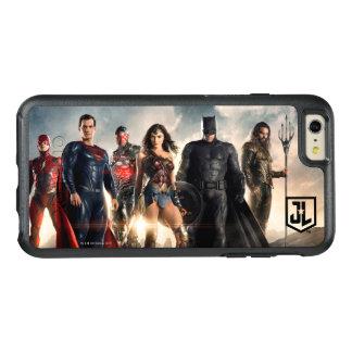 Funda Otterbox Para iPhone 6/6s Plus Liga de justicia de la liga de justicia el | en