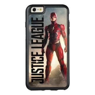 Funda Otterbox Para iPhone 6/6s Plus Liga de justicia el | el flash en campo de batalla