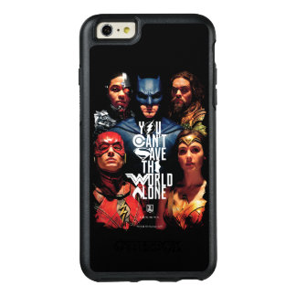 Funda Otterbox Para iPhone 6/6s Plus Liga de justicia el | usted no puede ahorrar el