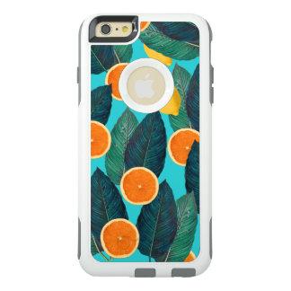 Funda Otterbox Para iPhone 6/6s Plus limones y trullo de los naranjas