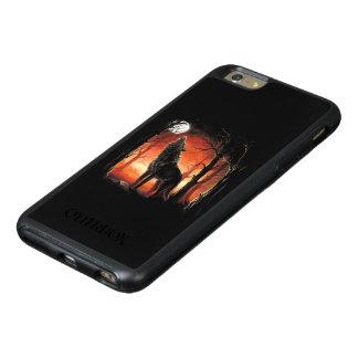 Funda Otterbox Para iPhone 6/6s Plus Lobo del grito en el caso más del iPhone 6 de