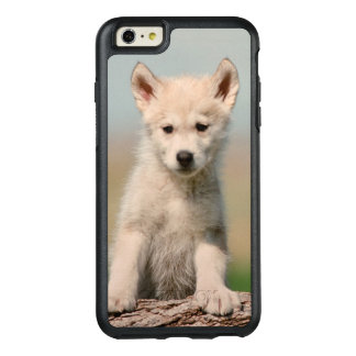 Funda Otterbox Para iPhone 6/6s Plus Lobos del bebé