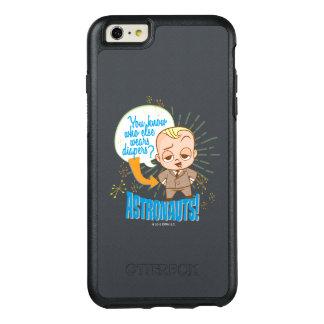 Funda Otterbox Para iPhone 6/6s Plus Los astronautas del bebé el   de Boss