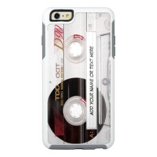 Funda Otterbox Para iPhone 6/6s Plus Mirada divertida de la cinta de casete del vintage