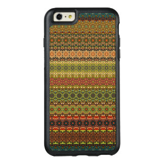 Funda Otterbox Para iPhone 6/6s Plus Modelo azteca tribal del vintage
