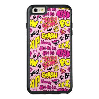 Funda Otterbox Para iPhone 6/6s Plus Modelo cómico de las frases y de los logotipos de
