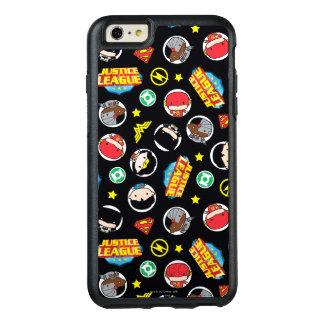 Funda Otterbox Para iPhone 6/6s Plus Modelo de los héroes y de los logotipos de la liga