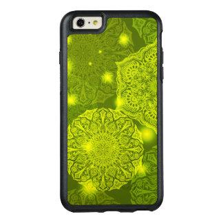 Funda Otterbox Para iPhone 6/6s Plus Modelo de lujo floral de la mandala