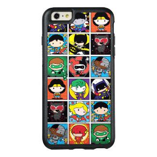Funda Otterbox Para iPhone 6/6s Plus Modelo del carácter de la liga de justicia de