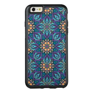 Funda Otterbox Para iPhone 6/6s Plus Modelo floral del extracto de la mandala