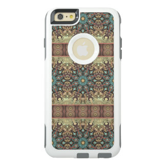 Funda Otterbox Para iPhone 6/6s Plus Modelo floral étnico abstracto colorido de la