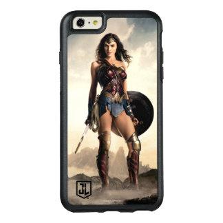 Funda Otterbox Para iPhone 6/6s Plus Mujer Maravilla de la liga de justicia el | en