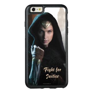 Funda Otterbox Para iPhone 6/6s Plus Mujer Maravilla en capa