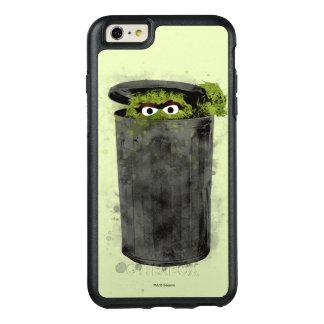 Funda Otterbox Para iPhone 6/6s Plus Óscar la tendencia de la acuarela del Grouch el |