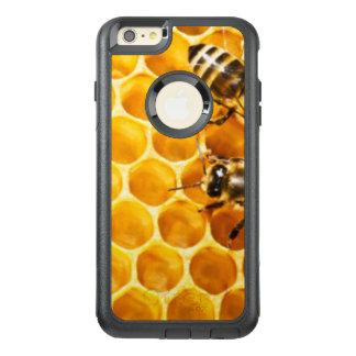 Funda Otterbox Para iPhone 6/6s Plus Panal y diseño del modelo de las abejas