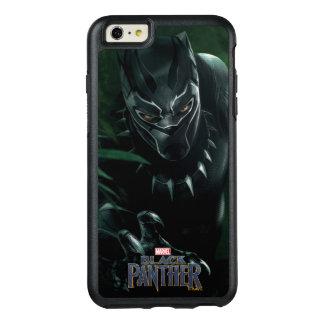 Funda Otterbox Para iPhone 6/6s Plus Pantera negra el | en la selva
