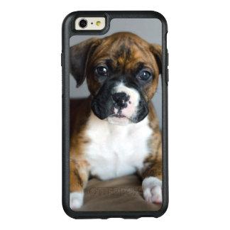 Funda Otterbox Para iPhone 6/6s Plus Perrito Brindle del boxeador