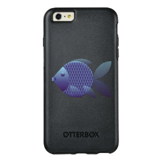 Funda Otterbox Para iPhone 6/6s Plus Pescados