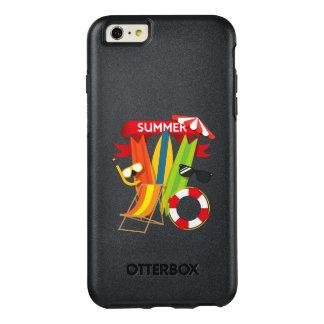 Funda Otterbox Para iPhone 6/6s Plus Playa Watersports del verano