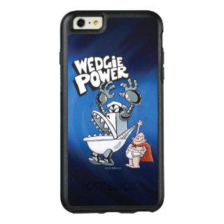 Funda Otterbox Para iPhone 6/6s Plus Poder de capitán Underpants el | Wedgie