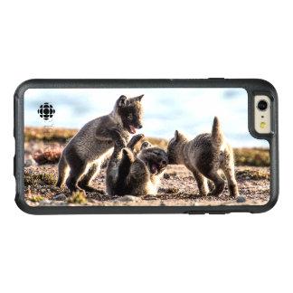 Funda Otterbox Para iPhone 6/6s Plus Primavera - Fox ártico