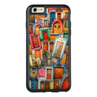 Funda Otterbox Para iPhone 6/6s Plus Puertas del mundo