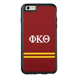 Funda Otterbox Para iPhone 6/6s Plus Raya del deporte de la theta el | de Kappa de la