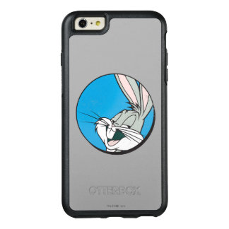 Funda Otterbox Para iPhone 6/6s Plus Remiendo azul retro del ™ de BUGS BUNNY