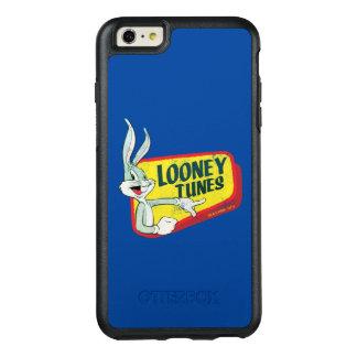 Funda Otterbox Para iPhone 6/6s Plus Remiendo retro LOONEY del ™ TUNES™ de BUGS BUNNY