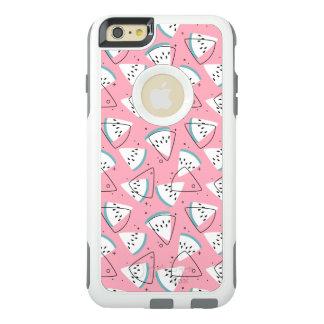Funda Otterbox Para iPhone 6/6s Plus Sandías coloridas de la acuarela