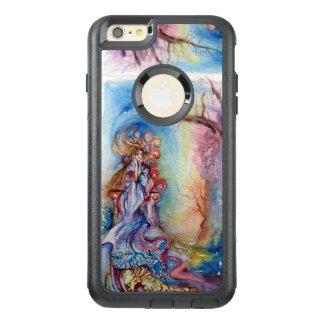 Funda Otterbox Para iPhone 6/6s Plus SEÑORA OF LAKE/fantasía azul rosada de la magia y