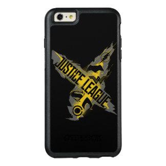 Funda Otterbox Para iPhone 6/6s Plus Símbolos de la liga y del equipo de justicia de la