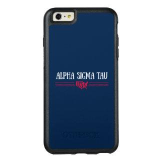 Funda Otterbox Para iPhone 6/6s Plus Tau alfa los E.E.U.U. de la sigma