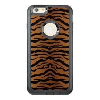 Funda Otterbox Para iPhone 6/6s Plus Tigre negro de Brown