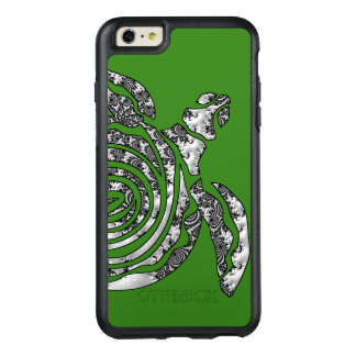 Funda Otterbox Para iPhone 6/6s Plus Tortuga de la fantasía 3 D
