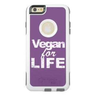 Funda Otterbox Para iPhone 6/6s Plus Vegano para la VIDA (blanca)