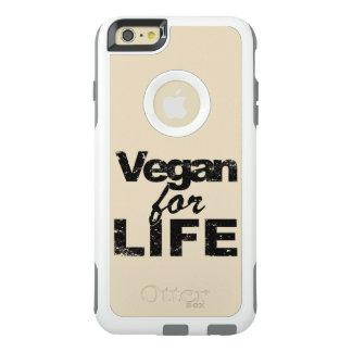 Funda Otterbox Para iPhone 6/6s Plus Vegano para la VIDA (negro)