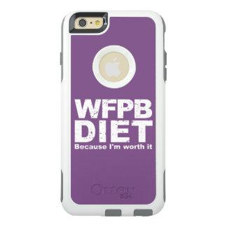Funda Otterbox Para iPhone 6/6s Plus WFPB I lo valen (blanco)
