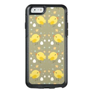 Funda Otterbox Para iPhone 6/6s Polluelos lindos de pascua y pequeño modelo de los