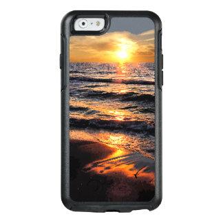 Funda Otterbox Para iPhone 6/6s Puesta del sol de la playa del verano