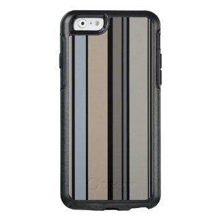 Funda Otterbox Para iPhone 6/6s Rayas modernas silenciadas