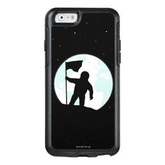 Funda Otterbox Para iPhone 6/6s Silueta del astronauta