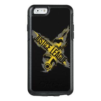 Funda Otterbox Para iPhone 6/6s Símbolos de la liga y del equipo de justicia de la
