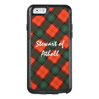 Funda Otterbox Para iPhone 6/6s Stewart del tartán escocés de la falda escocesa de