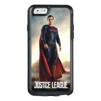 Funda Otterbox Para iPhone 6/6s Superhombre de la liga de justicia el | en campo