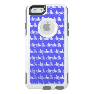 Funda Otterbox Para iPhone 6/6s Texto conocido blanco sinceramente inspirador del